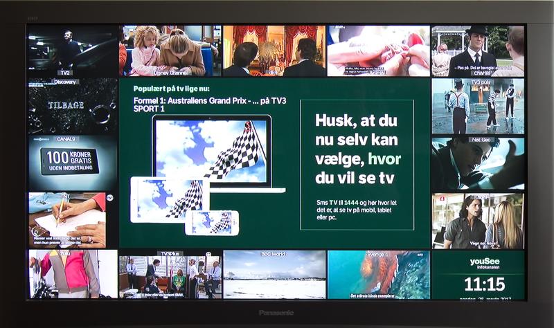 YouSee takster - Ejerforeningen Præstehaven